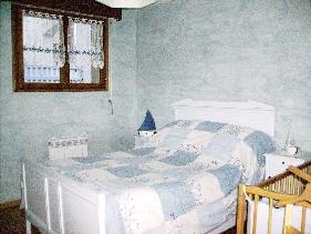 chambre bleue 1